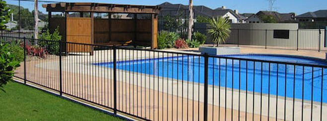Pool Fences Ipswich area