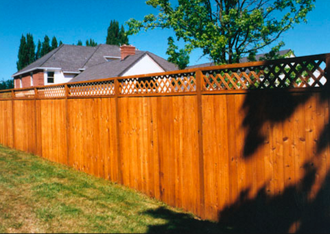 Timber Fencing Wakerley