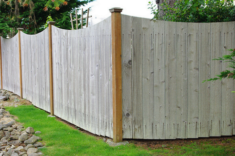 Timber Fencing Carindale
