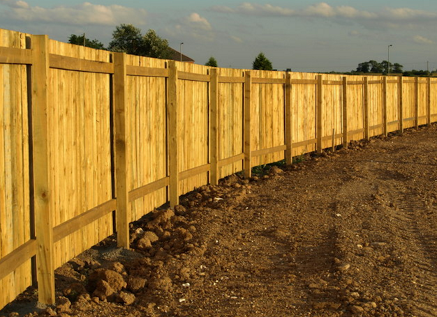 Timber Fencing Kingston