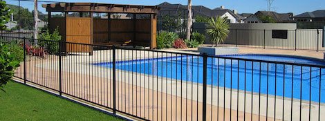 Pool fencing Crestmead
