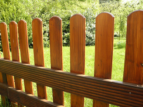 Timber Fencing Greenslopes