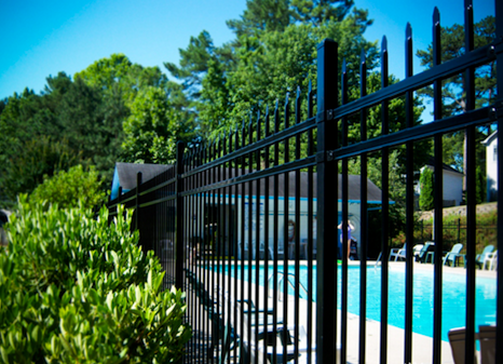 Pool Fences Springfield area