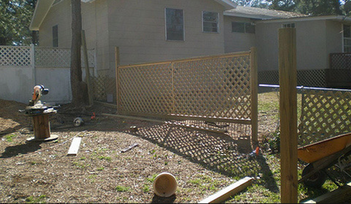 fencing in Griffin area