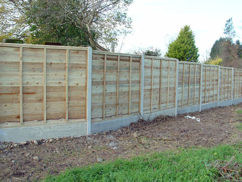 Timber Fencing Sheldon