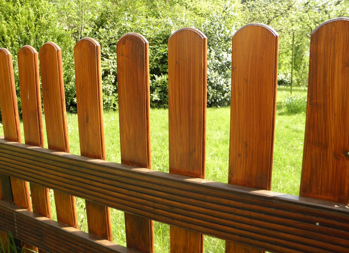 Timber Fencing Lota